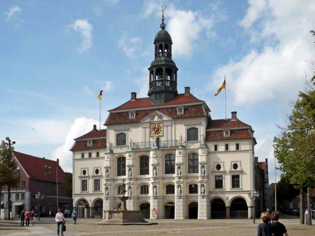 Lüneburg Altes Rathaus