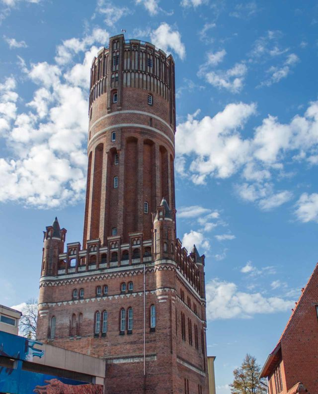 Lueneburg Wasserturm