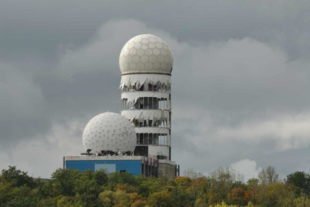 NSA-Station Teufelsberg