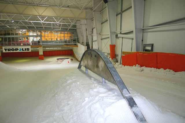 Snowtropolis Skihalle