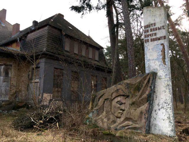 Verbotene Stadt Haus der Offiziere Wünsdorf Zossen
