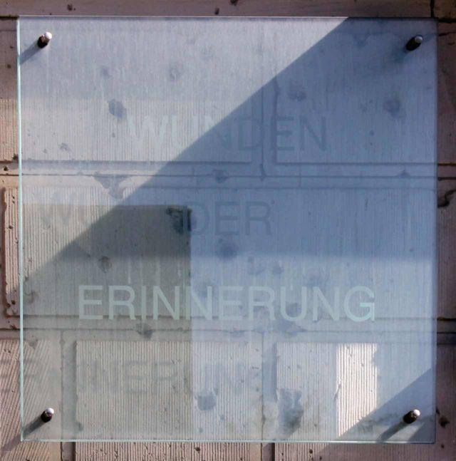 Wunden der Erinnerung München