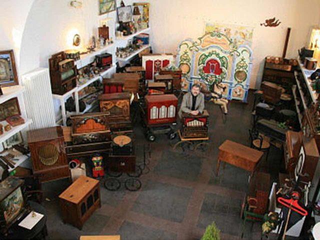 Bergisches Drehorgelmuseum