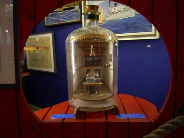 Buddelschiffmuseum Neuharlingersiel