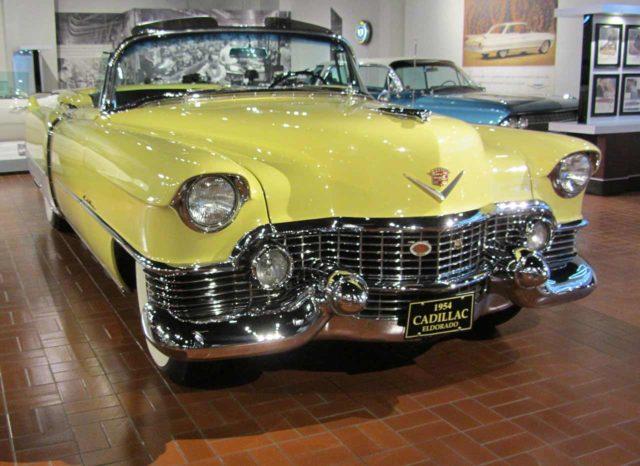Cadillac Museum Hachenburg
