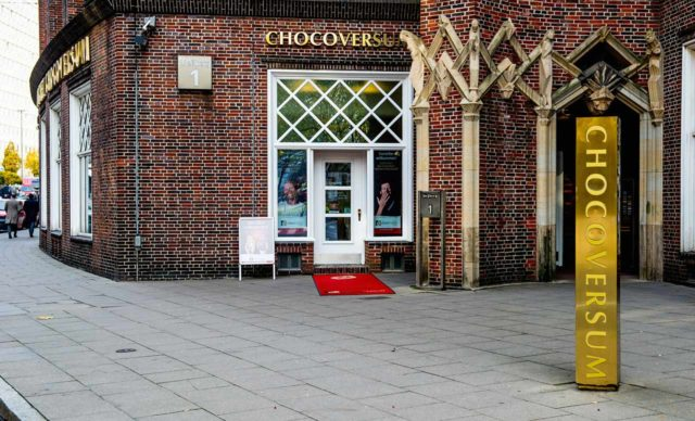 Chocoversum Schokoladenmuseum Hamburg