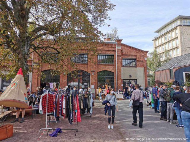 Flohmarkt Museum der Arbeit Hamburg