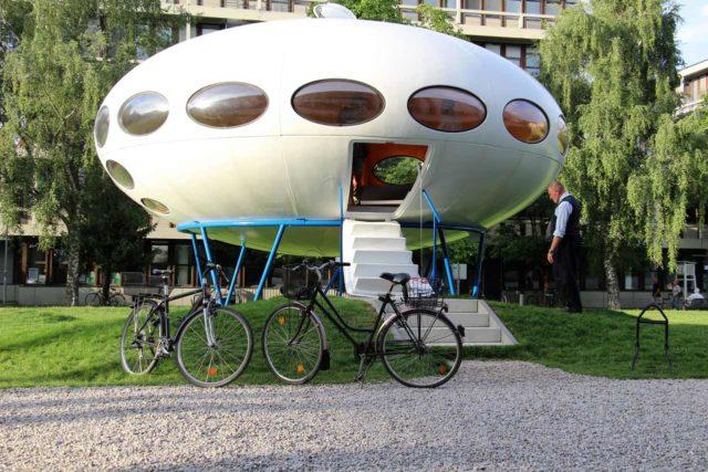 Futuro Haus Pinakothek der Moderne München