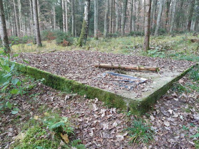 Gedenkweg Kuno Waldwerk