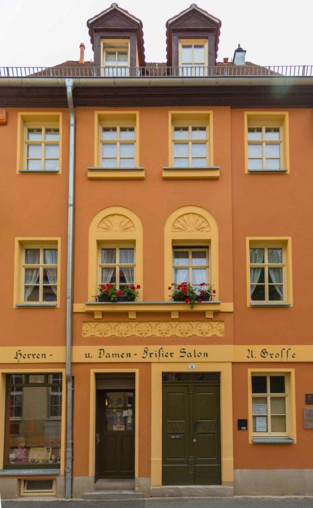 Historischer Friseursalon Altenburg