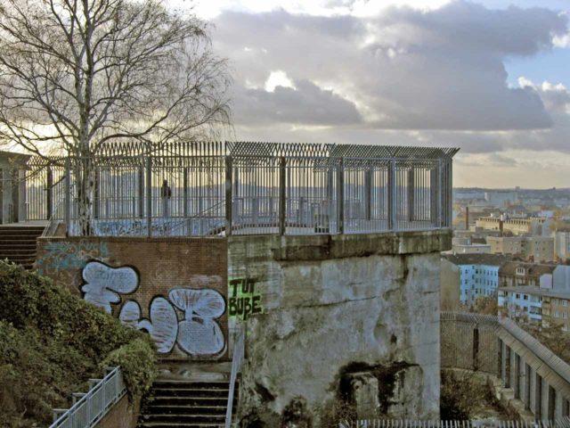 Humboldthain Flakturm Berlin