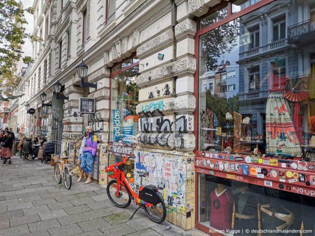 Karolinenviertel Hamburg