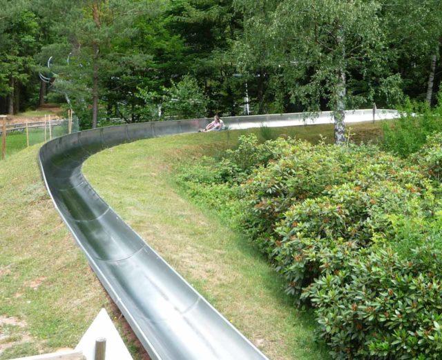 Kurpfalz-Park Wachenheim Sommerrodelbahn
