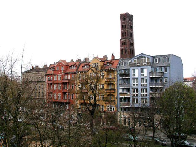 Schrotkugelturm Berlin