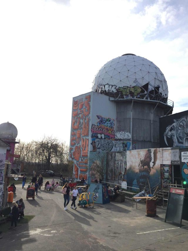 Teufelsberg Berlin