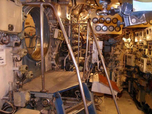 U-434 U-Boot-Museum Hamburg
