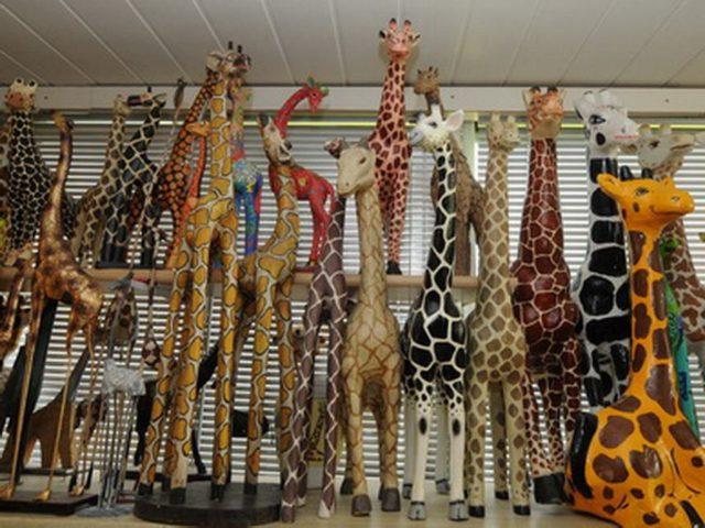 Giraffen-Museum Dortmund