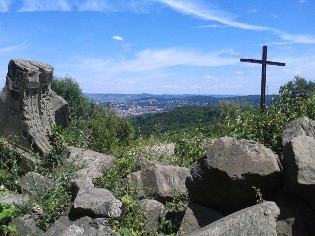 Trümmerberg Monte Scherbelino Birkenkopf Stuttgart