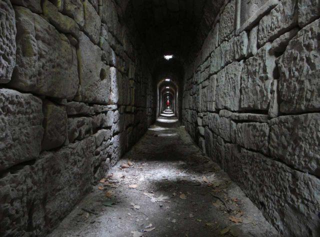 Jagdanlage Rieseneck Tunnel